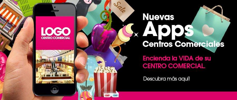 App Centros Comerciales - K4rim.com